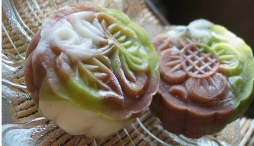 冰皮月饼最简单的制作方法