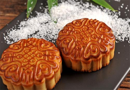 益利思广式椰蓉月饼