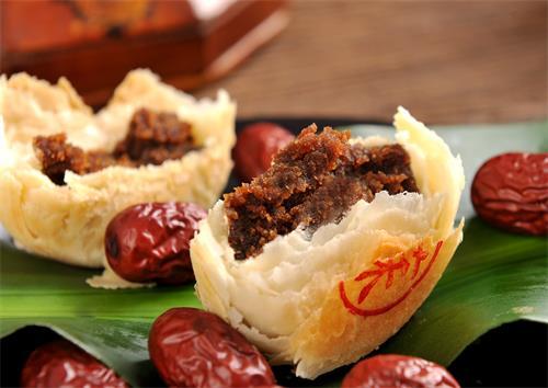 益利思苏式枣泥月饼