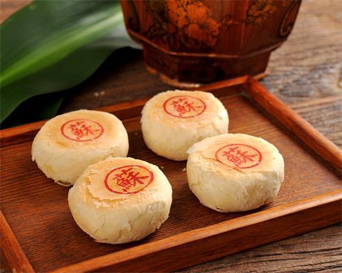 益利思苏式黑麻月饼