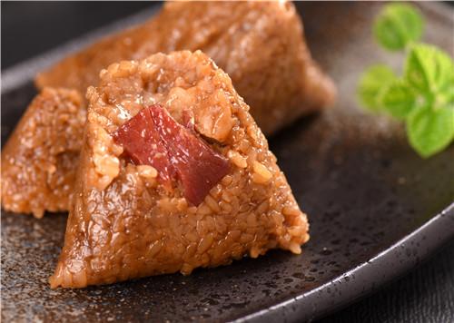 【新品】益利思火腿肉粽子