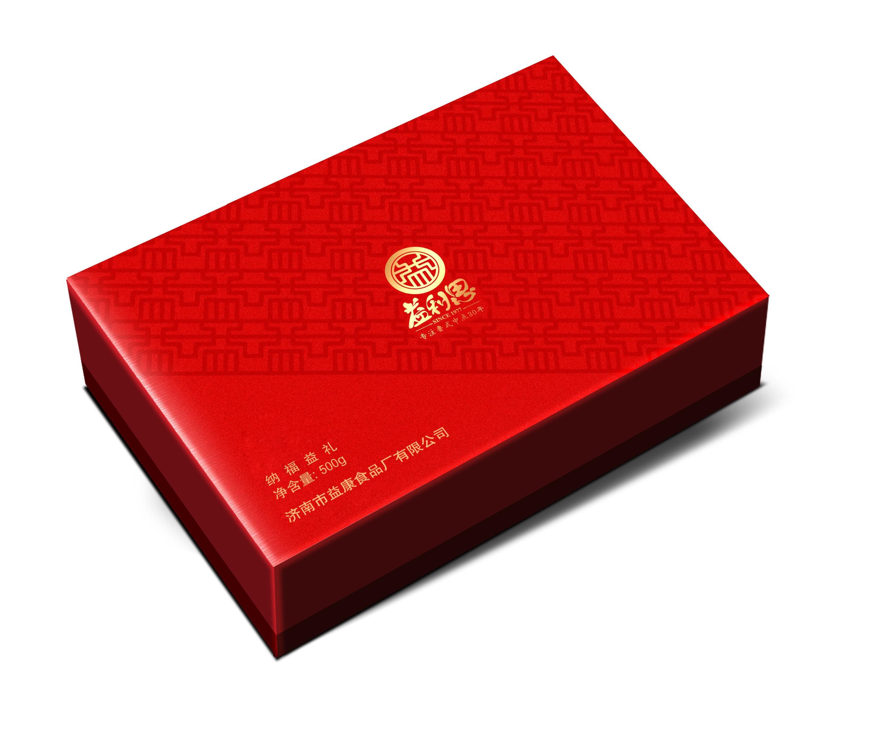 益利思纳福益礼月饼礼盒