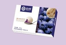 益利思蓝莓山药汤圆