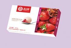 益利思红提草莓汤圆