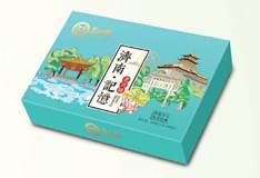 【新品】益利思济南记忆月饼礼盒(方盒)