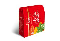 益利思粽子礼盒【泉心粽意红】