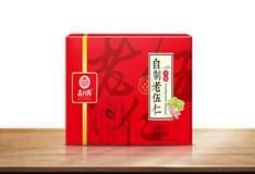 【新品】益利思自制老伍仁月饼礼盒