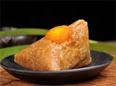 益利思蛋黄粽子
