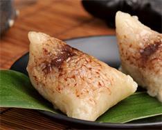 益利思豆沙粽子