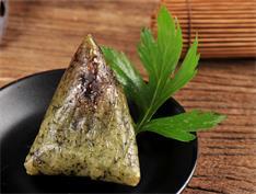 【新品】益利思艾草豆沙粽子