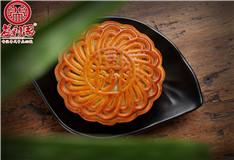 益利思红豆沙月饼