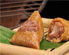 【新品】益利思秘制鲜肉粽子