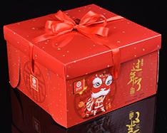 【新品】益利思过年了—舞狮迎春糕点礼盒