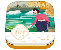 【新品】益利思——冰沙玫瑰饼糕点礼盒