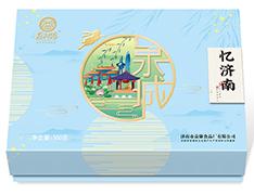【新品】益利思忆济南月饼礼盒(蓝)