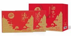 【新品】益利思国色月饼礼盒(红色)